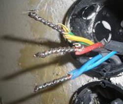 Правила электромонтажа электропроводки в помещениях. Архангельские электрики.