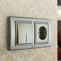 Установка выключателей в Архангельске. Монтаж, ремонт, замена выключателей, розеток Архангельск.